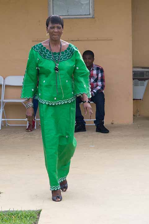 Fashion Show June 2015