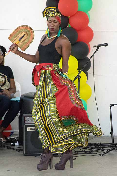 Black History Fashion Show February 2017