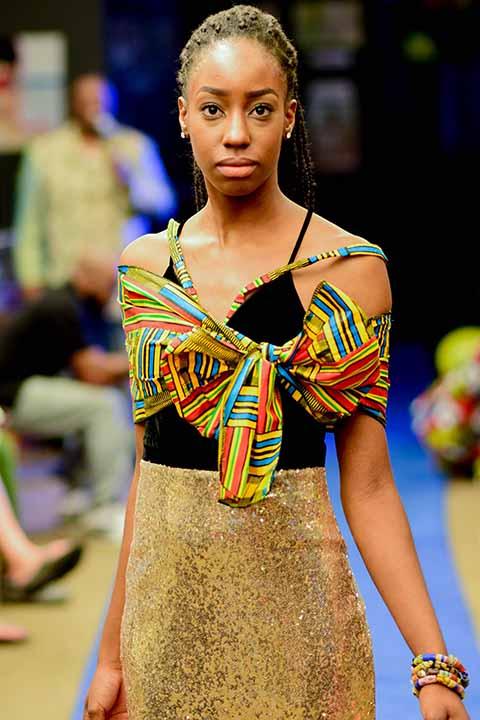 Black History Fashion Show February 2018